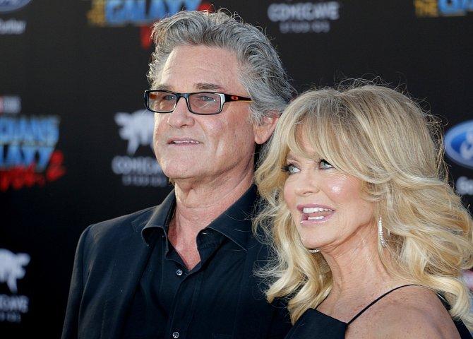 Kurt Russell a Goldie Hawn našli recept na lásku nutnosti manželství.