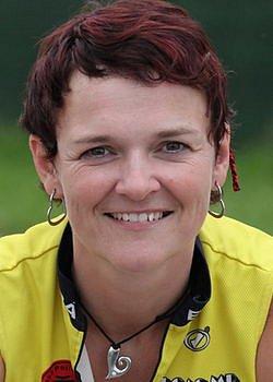 Jana Hladíková - zakladatelka centra Spinning-MB a dlouholetá úspěšná reprezentantka v cyklistice