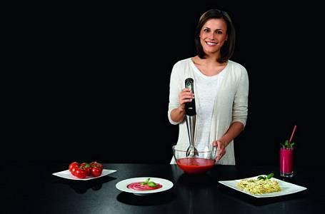 Ovládněte svou kuchyň jedním stiskem s tyčovými mixéry Braun