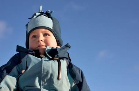 Ochraňte děti před teplotními šoky