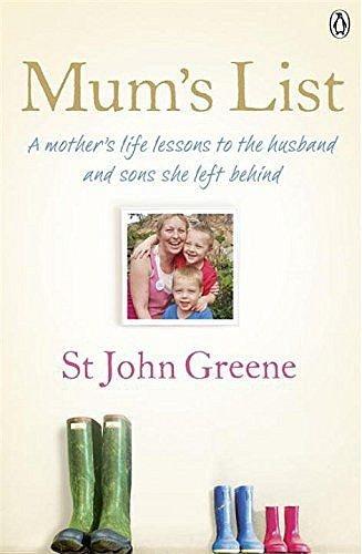 Kniha Mámin seznam se stala bestesellerem.