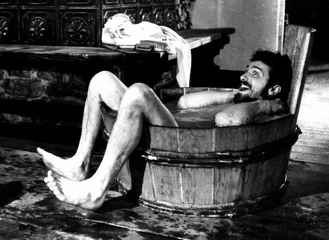 Waldemar Matuška ve filmu Dýmky