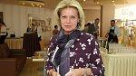Liběna Hlinková, manželka hokejového trenéra Ivana Hlinky
