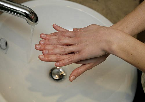Jak si správně umýt ruce