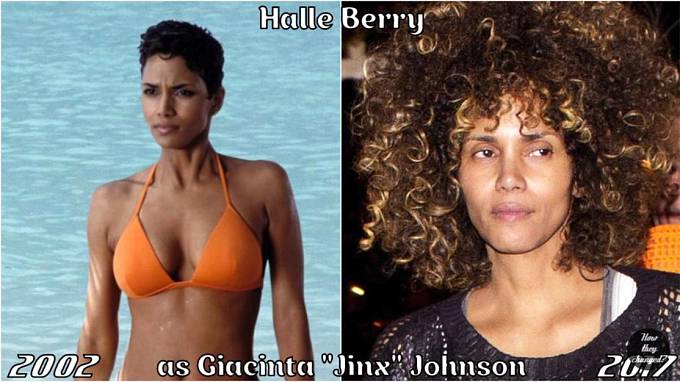 Herečka Halle Berry coby Giacinta Johnson (Jinx)