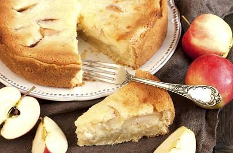 Jablečný dort musíte vyzkoušet