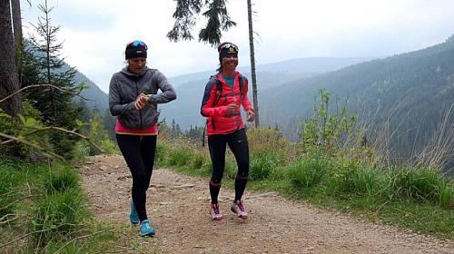 Běhaní v horách je prostě NEJ