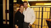 Ondřejovi Báborovi řekla Nosková ano na Srí Lance, rok poté se rozešli.