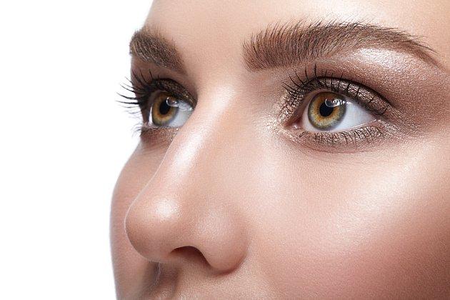 Mastný nos