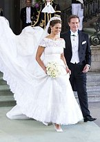 Další svatba ve Švédsku proběhla u Madeline roku 2013.