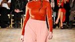 Oplácané modelky na newyorském týdnu módy