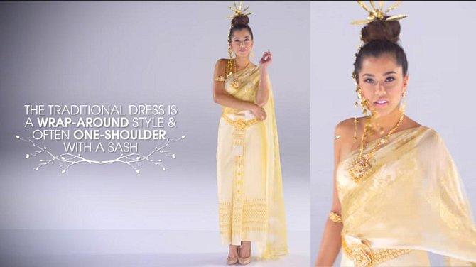 Thajsko - tradiční verze