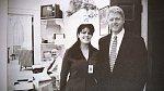 Monica Lewinsky byla sekretářkou Billa Clintona, jejich vztah ale přerostl v intimní poměr