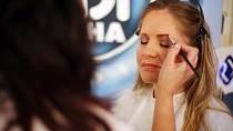 Monika (36): Kosmetická proměna s kosmetikou KORFF