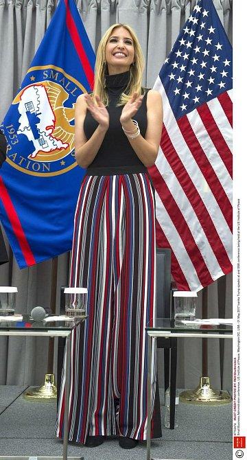 Ivanka Trump: Krásné modely do města i do práce