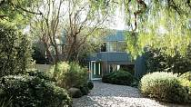 Dům Dempseyových se nachází v Malibu.