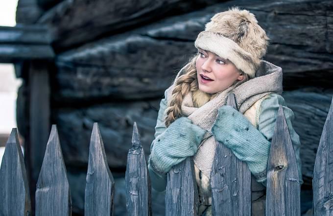"Norskou ""Popelku"" si zahrála zpěvačka Astrid S."