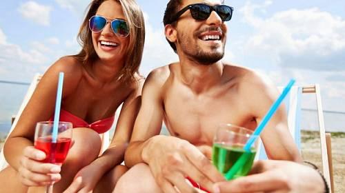 Letní nápoje: Zn. zdravé, osvěžující a nízkokalorické