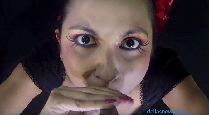 Neuvěříte, co je Veronica Hernandez (29) SCHOPNÁ SPOLKNOUT ve vysokém stupni TĚHOTENSTVÍ!