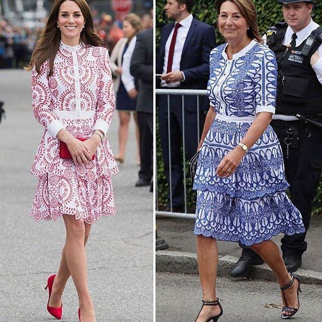 Obě dvě si umí s módou pohrát.