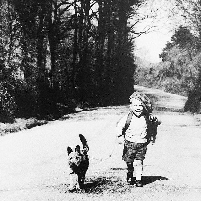 James žije pro své psy od dětství.