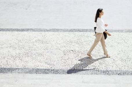 Chůze vám zlepší zdraví, kondičku a pomůže zhubnout