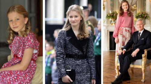 Princezna Elisabeth Belgická