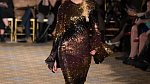 Modelka Karolina Kurková na newyorském týdnu módy