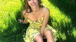 Autorem většiny fotek Liz Hurley je její syn Damian.