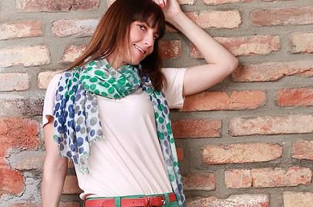 Jarní móda v pastelových tónech