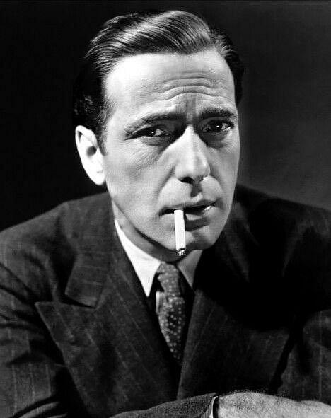 """Humphrey Bogart: """"Nikdy jsem neměl vyměnit skotskou za martini!"""""""