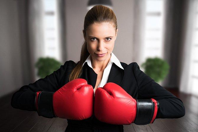 O svou práci se musíte prát. Mnohem lepší než nárazový útok je ale soustavná snaha.