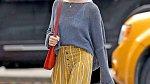 Sienna Miller je vyznavačkou ležérní a pohodové módy bez ztráty hvězdičky za styl.