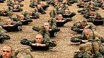 Život v armádě je často velice náročný.