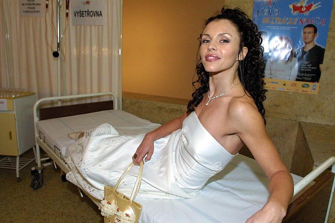 Eva Jeníčková žila dlouhá léta v USA.