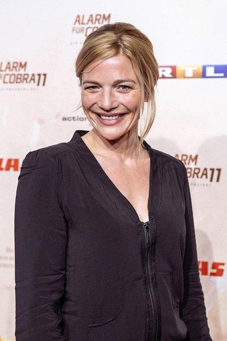 Nina Weniger, německá herečka, moderátorka a modelka
