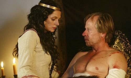 Klára Issová, film Jménem krále