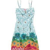 Pestré letní šaty