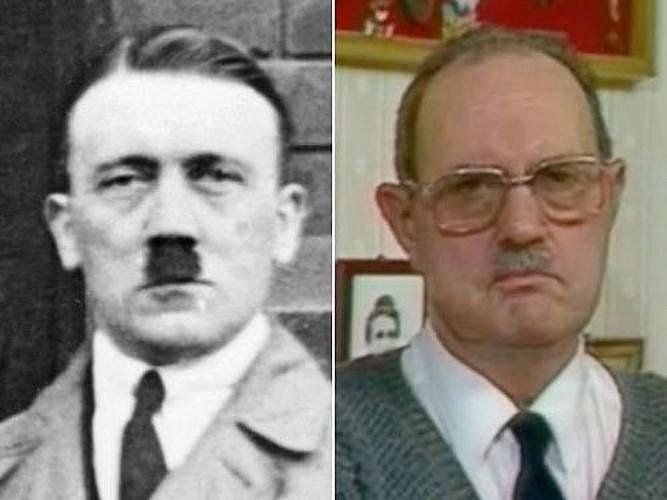 Jean-Marie Loret si myslel, že jeho otcem byl Adolf Hitler