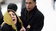 <p>Zoufalou Nagris Obeidí manžel Mohamad marně uklidňoval. Soud v Hamburku právě rozhodl o trestu do