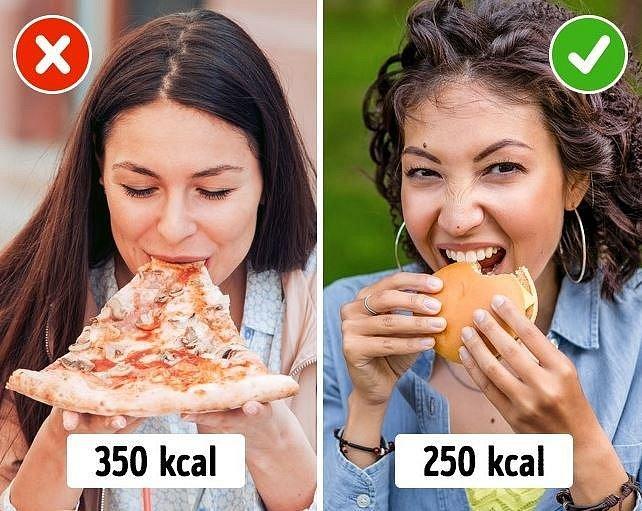 """Ať chcete nebo ne, základem hubnutí je kalorický deficit. Musíte prostě jíst méně, než vaše tělo potřebuje. Samozřejmě je ale potřeba jíst zdravě a porce """"nafouknout"""" ideálně zeleninou."""