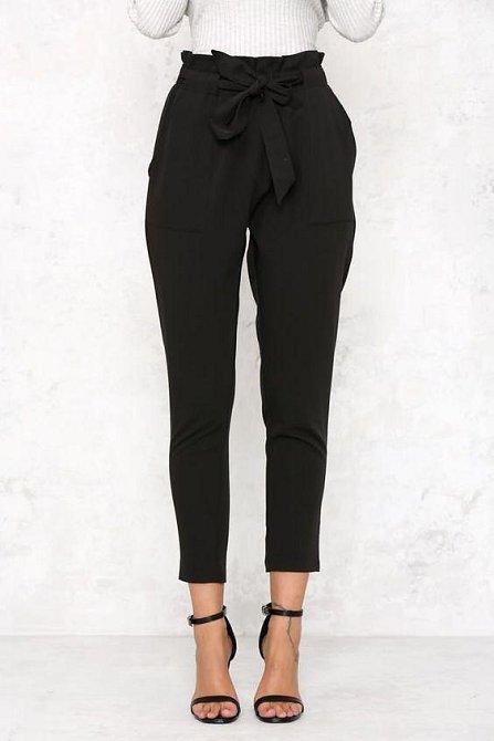Kalhoty - po pátém až sedmém použití