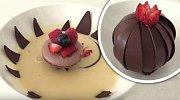 Úžasné cukrářské kouzlo: Magická čokoládová květina krok za krokem