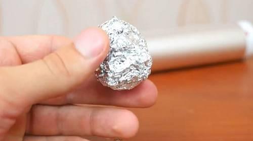 5 skvělých kuchyňských triků s hliníkovou fólií