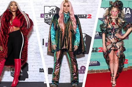 MÓDNÍ POLICIE Z MTV: Tyhle dámy šokovaly, ale CO PŘEDVEDLA RITA ORA, VÁM VYRAZÍ DECH!