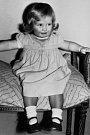 Princezna Diana v dětském věku