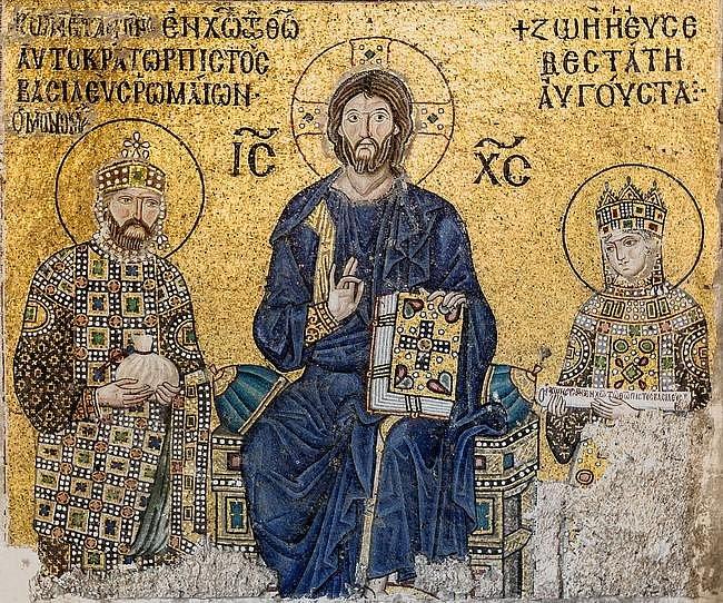 Zoe (Byzanc), byzantská císařovna přelomu 10. a 11. století