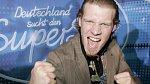 Tobias Regner, německý zpěvák, vítěz 3. řady soutěže Deutschland sucht den Superstar