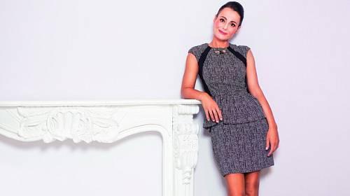 Herečka Vendula Křížová: Štěstí jsou jen okamžiky, ne trvalý stav