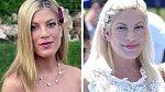 Tori Spelling, 44: Dcerka z bohaté rodinky se rozhodla podstoupit první plastiku už v 16 letech, nechala si tehdy upravit nos. Dnes má za sebou mnoho plastických úprav, včetně zvětšení prsou, zmenšení čelistí, implantátů vložených do...